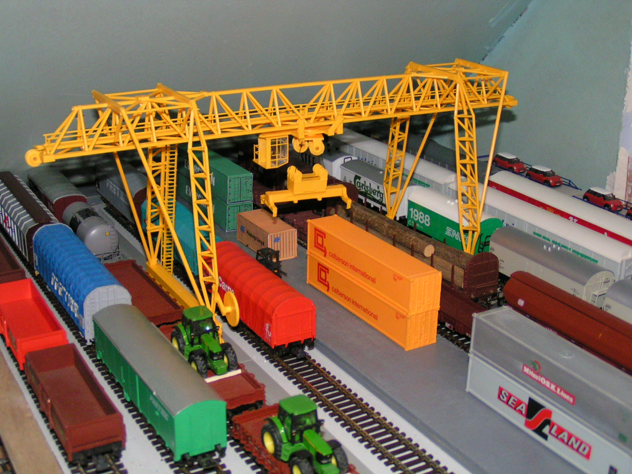 1000 images about model railway animation on pinterest model car ho scale and motors. Black Bedroom Furniture Sets. Home Design Ideas